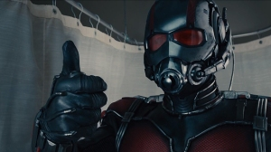 Paul Rudd as Ant Man