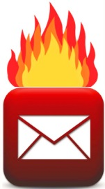 Flaming email